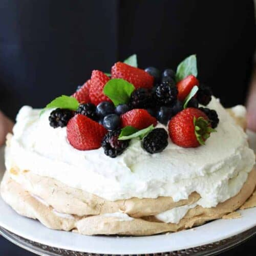 australian pavlova recipe